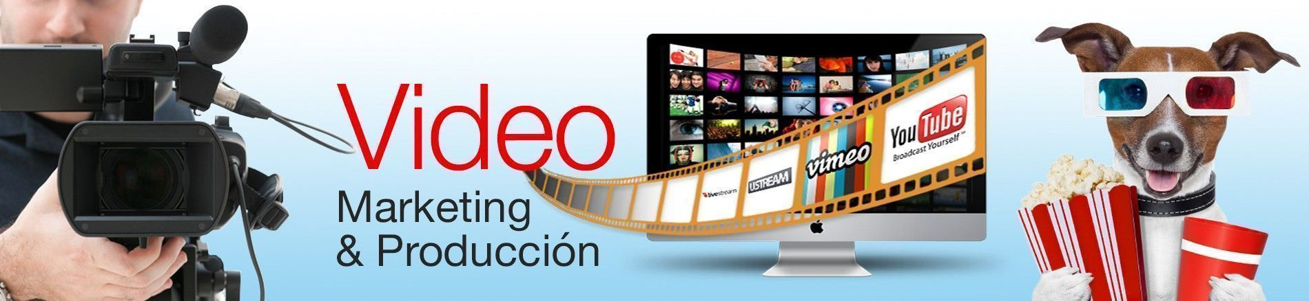 Videomarketing y audiovisuales
